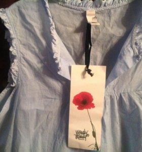 Новая блузка Wendy Trendy,Италия