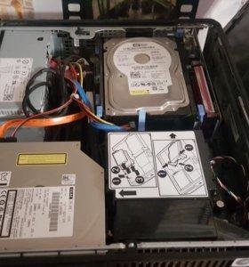 Системник Dell+монитор