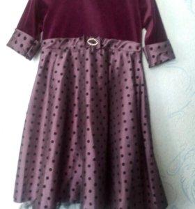 Платье Рост 116
