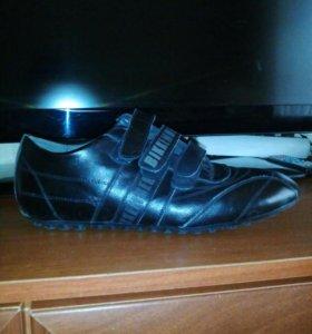 Туфли- ботинки.