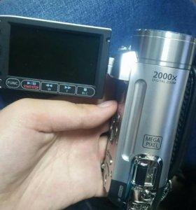 Видеокамера Canon fs10