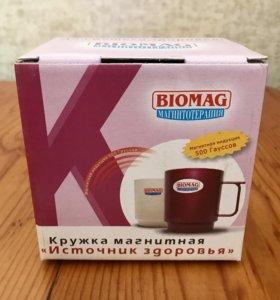 Магнитная кружка Biomag