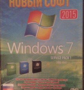 Загрузочный диск windows 7 64/86 bit