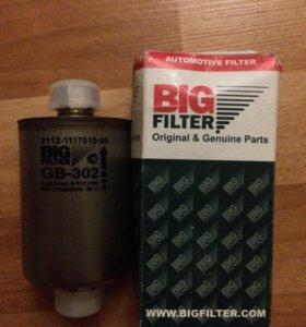 Фильтр топливный gb-302 Ваз, Иж, Уаз