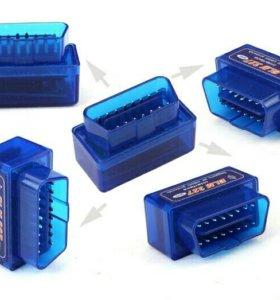 Диагностический адаптер elm327. Сканер ошибок