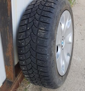 Комплект зимних колес - диски + резина (205/55/16)