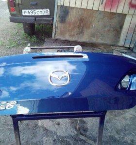 Крышка багажника Мазда 6 GH седан 2007-2012г