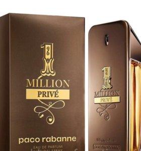 Парфюм Paco Rabanne. 1 Million Prive.