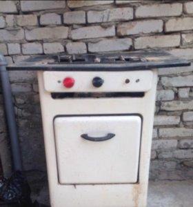 Печь газовая