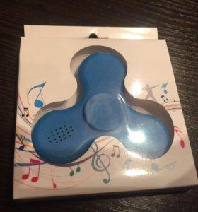Спиннер Музыка,Bluetooth ,светодиоды