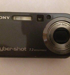 Фотоаппарат SONY DSC P-200