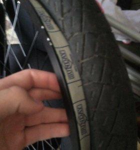 BMX колесо переднее Sunday Thunder Storm и детали