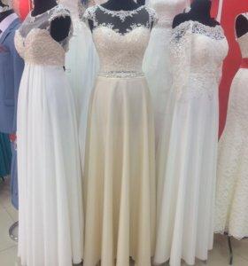 Свадебное / вечернее платте