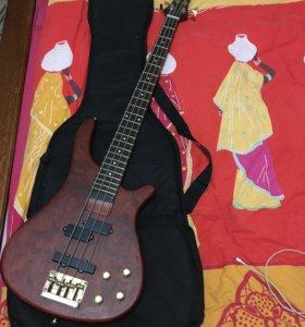 Бас гитара JET 491
