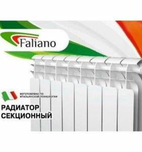 Радиатор Faliano 500/80
