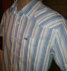 Оригинальная рубашка Tommy Hilfiger Denim size L