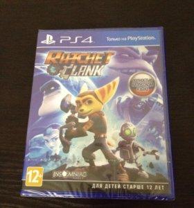 Игра на Sony PS 4