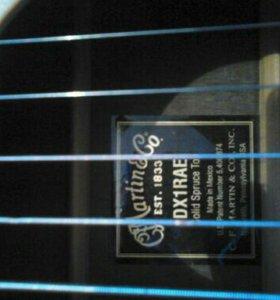 Гитара DX1RAE