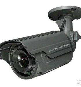 Монтаж и наладка видео наблюдения