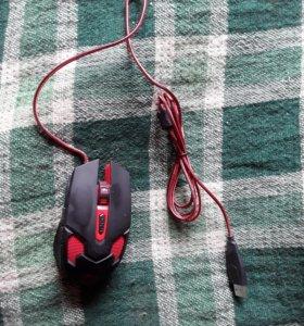 Мышка игровая Dexp