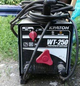 Сварочный аппарат Кратон -250