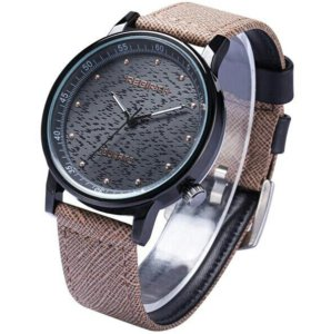 Новые мужские часы REBIRTH