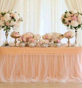 Оформление свадьбы,флорист,декор