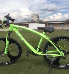 Велосипеды на литых дисках (новый)
