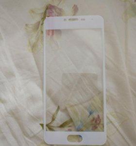 защитное стекло Meizu m3s mini