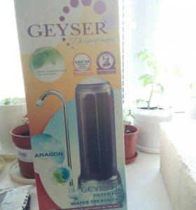 Гейзер-фильтр для очистки воды