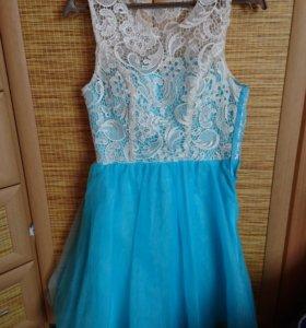 Платье нарядное 40 р-р
