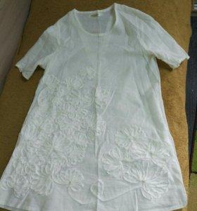 Платье - туника для беременных