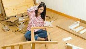 Ремонт, сборка любой мебели