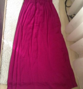 Длинная юбка в пол Zara 42-44