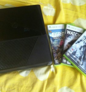 Xbox 360+ 3 игры