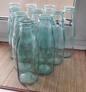 Бутылка молочная СССР 0.5л