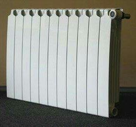 Радиаторы биметаллические SIRA