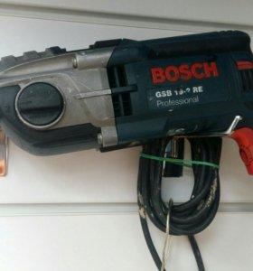 Перфоратор Bosch gbs 19-2re