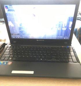Ноутбук packard bell new90