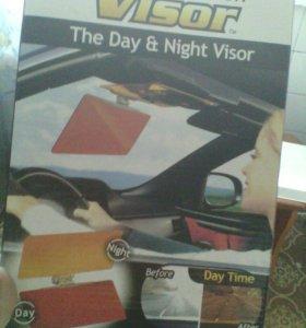 Cолнцезащитный козырек для автомобиля HD Vision Vi