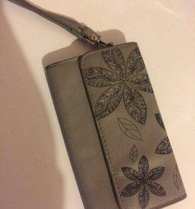 Чехлы для небольших телефонов, кожаные