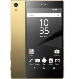 Sony Xperia Z5 Dual (E6683) gold,Обмен
