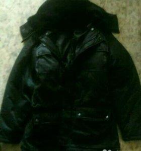 Новый зимний костюм (куртка, штаны, жилет)