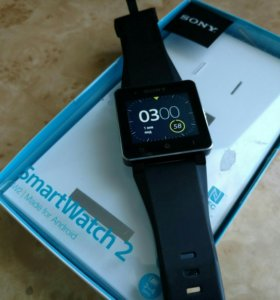 Sony Smart Watch 2.