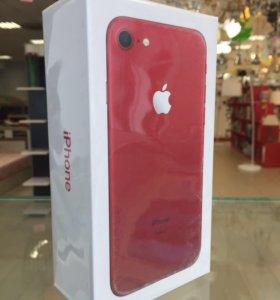 iPhone 7 128Gb Red (Красный) НОВЫЙ ОРИГИНАЛ