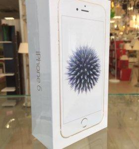 iPhone 6 32gb Gold (Золотой) НОВЫЙ ОРИГИНАЛ