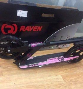 Самокат Raven колеса 200мм