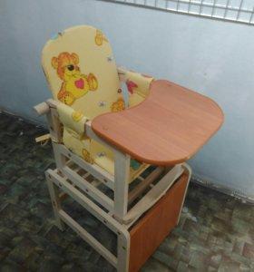 Стол+стул для кормления