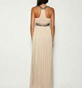 Платье Warehouse asos embellished maxi
