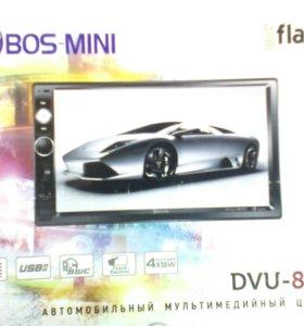 Новая 2din dvd магнитола usb сенсор